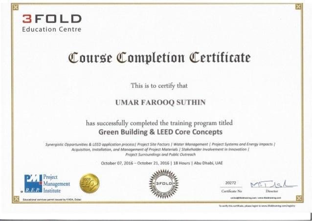 Green Building and LEED Core Concepts