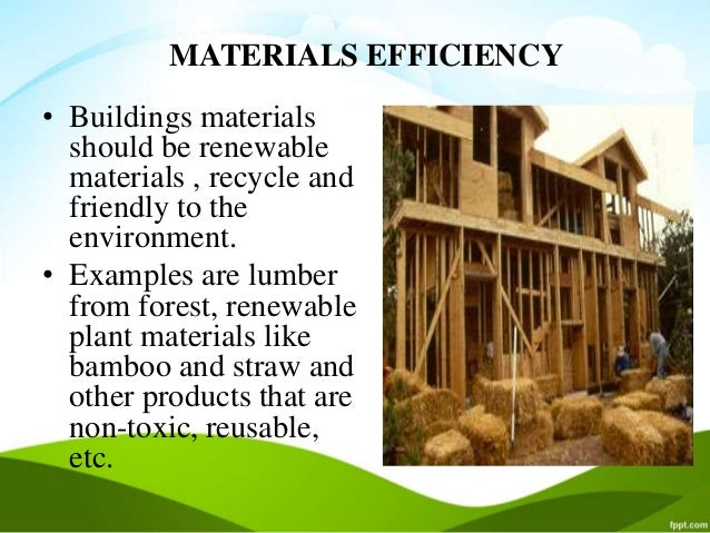 Green Building Ppt
