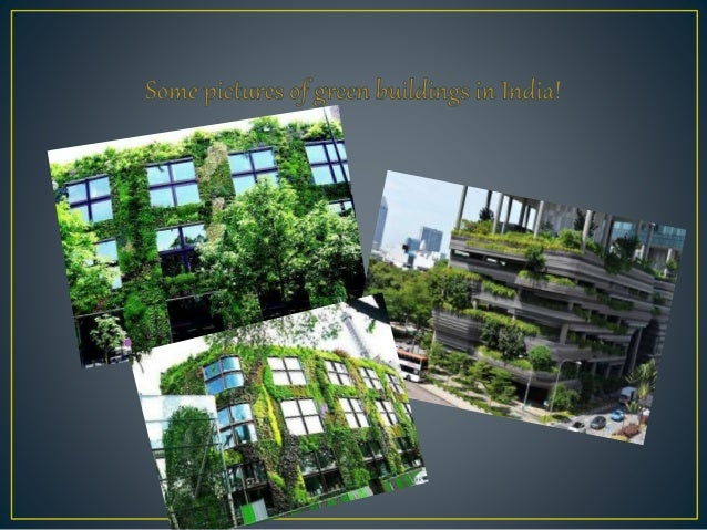 Perhaps surprisingly, good green buildings often cost only a few percentage points or no more to build than conventional d...