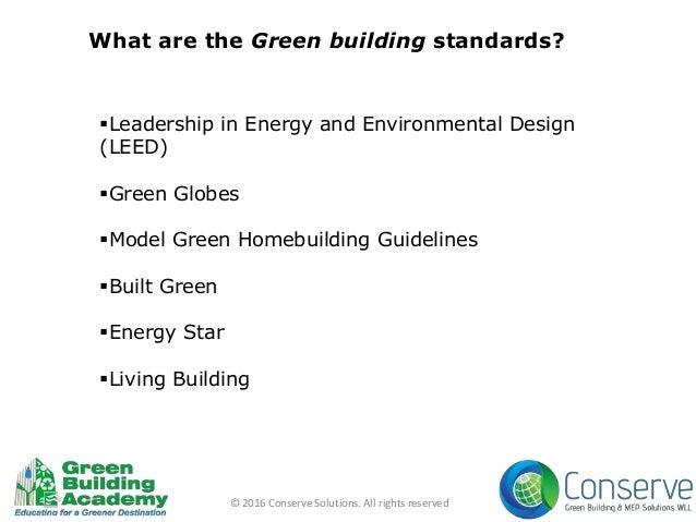 Green buildings in qatar Slide 3
