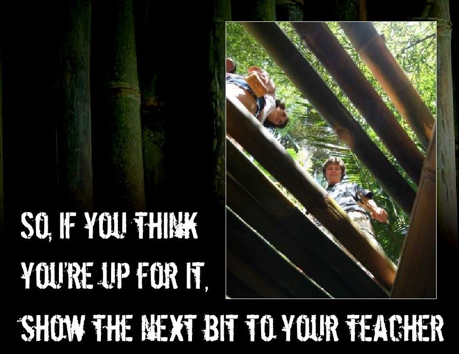 Green Camp For Schools Bali