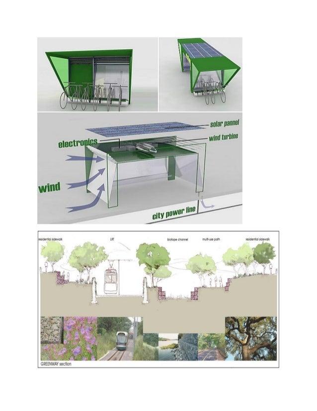 Green Cities Concept In Urban Design,Pennsylvania School Of Art And Design
