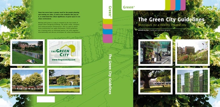 Green +There has never been a greater need for the people planningand running our cities, as well as the residents who pay...