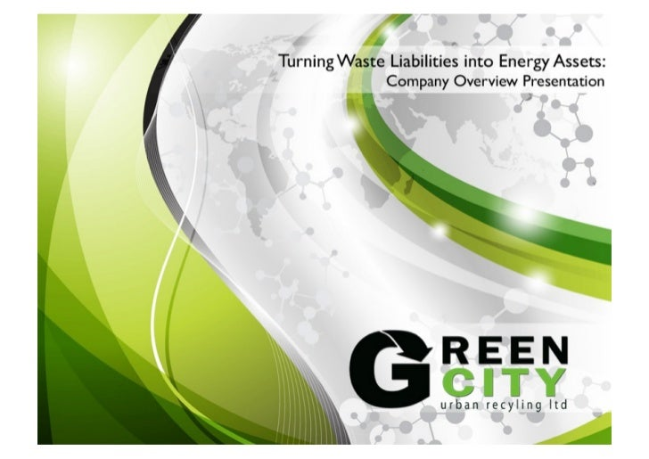 Green City Announces New Enzyme Catalyst Technology for the Production of Biodiesel from Crude and Waste Oils
