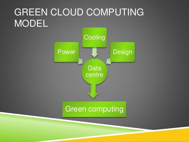Green Cloud Computing India