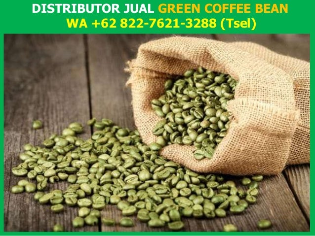 Kopi Hijau Exitox Green Coffee Bean
