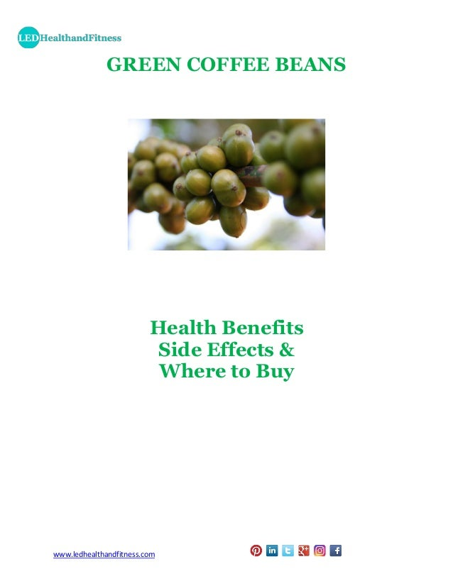 Green Coffee Chlorogenic Acid Health Benefits Side Effects Review