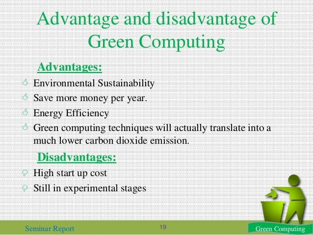 advantages and disadvantages of green banking Small businesses that go green save money and improve their corporate images   advantages & disadvantages of corporations going green by sam  two  savings accounts that pay 10x what your bank paysmyfinance bank referrals.