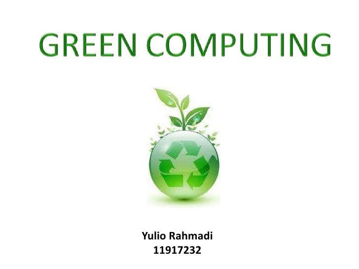 Yulio Rahmadi  11917232