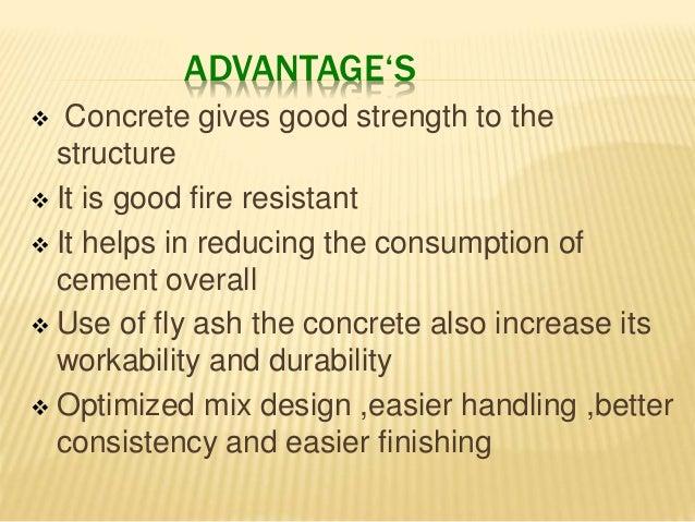 Fire Resistant Concrete Mix : Green concrete power point presentation
