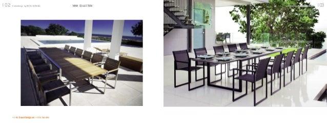 Muebles de jardín colección 2013 de Greendesign by royal ... - photo#8