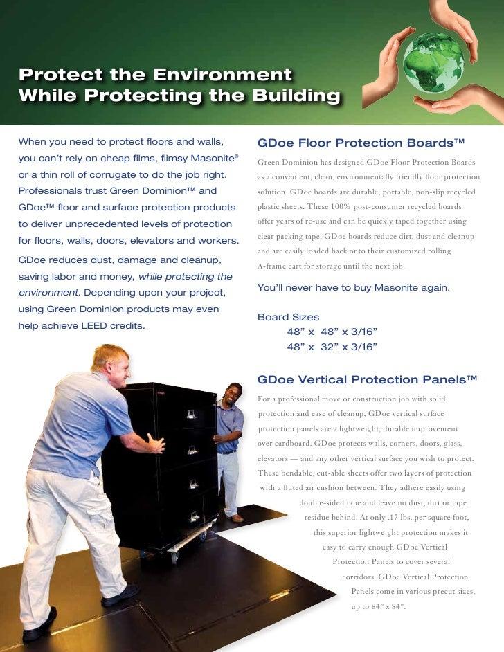 Greendominion e brochure