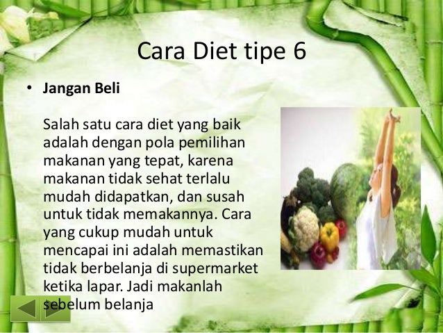4 Cara Menjalani Diet Tanpa Rasa Lapar Berlebih