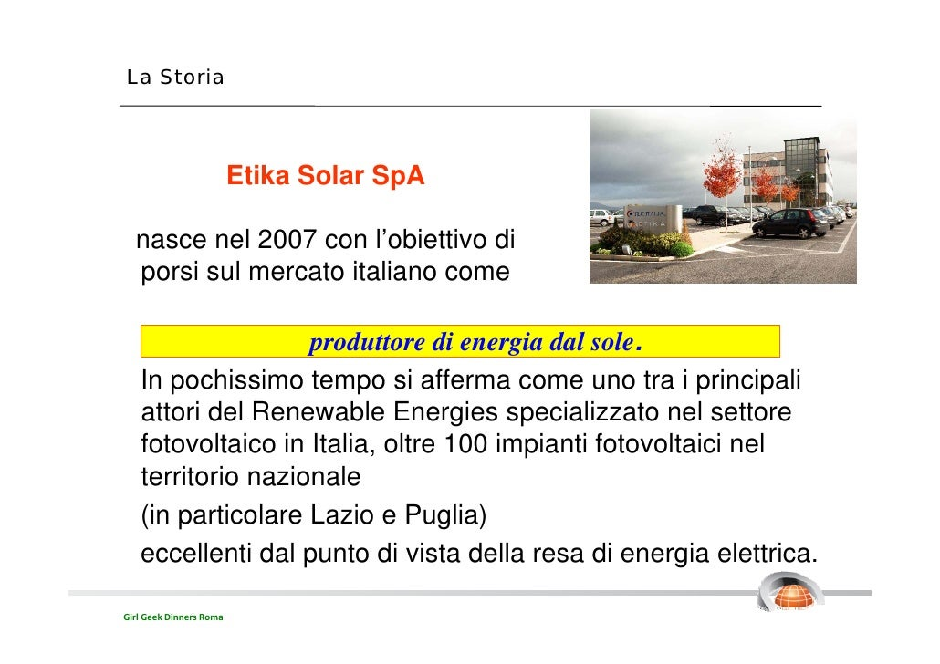 Green Event - Marianna Pasquali Slide 3