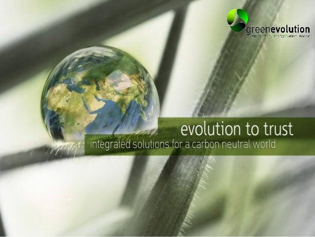 Green Evolution   Profile   1