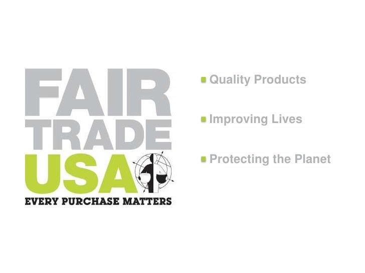 Quality Products   Improving Lives   Protecting the Planet