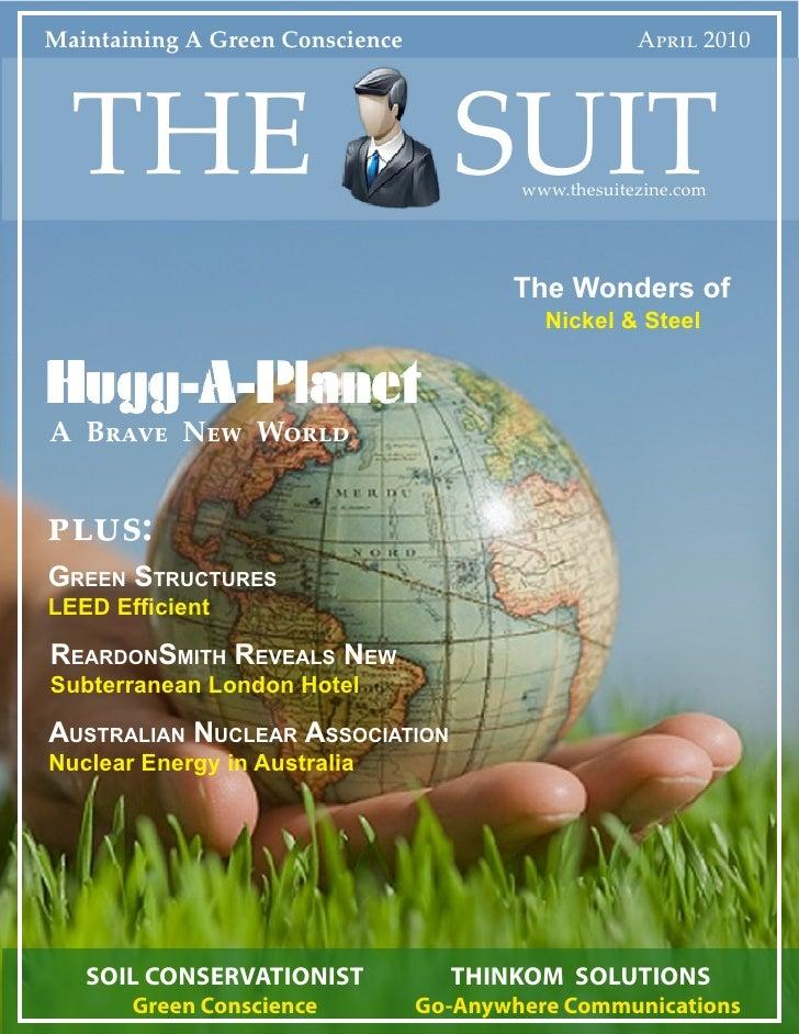 Maintaining A Green Conscience                       April2010                                                       April...