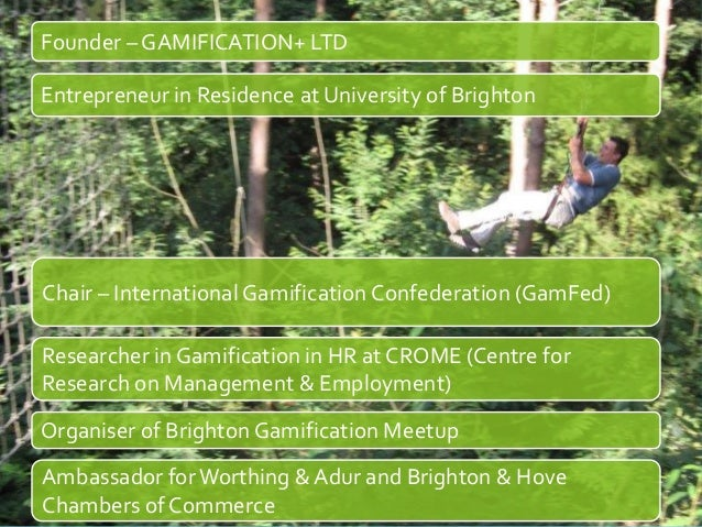 Green Gamification at Green Growth 2017 Conference Slide 2