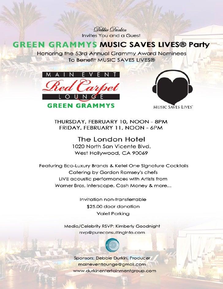 Green Grammy Invite1