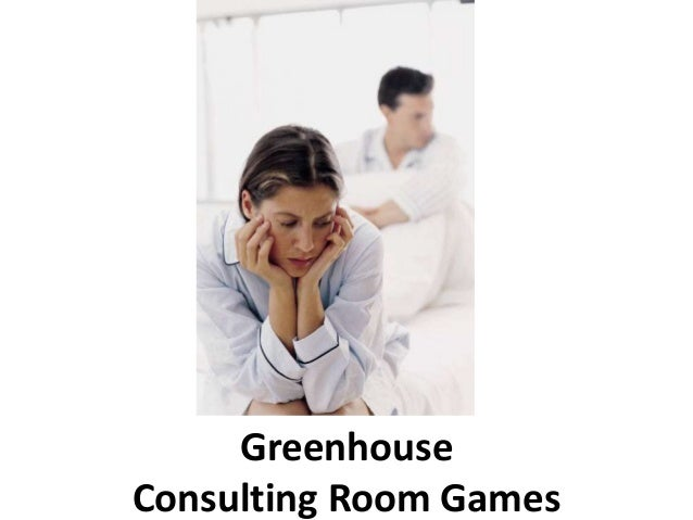 Greenhouse Consulting Room Games