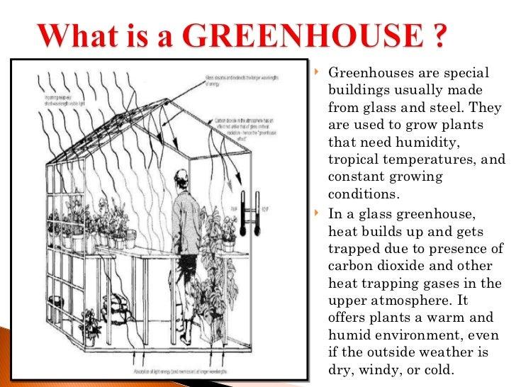 Green house effect Slide 2