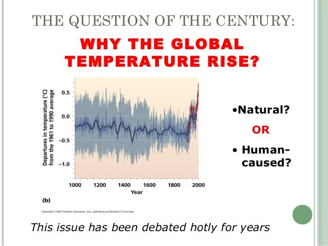 Greenhouse Effect, Carbon Cycle & Rising Temperatures Slide 2