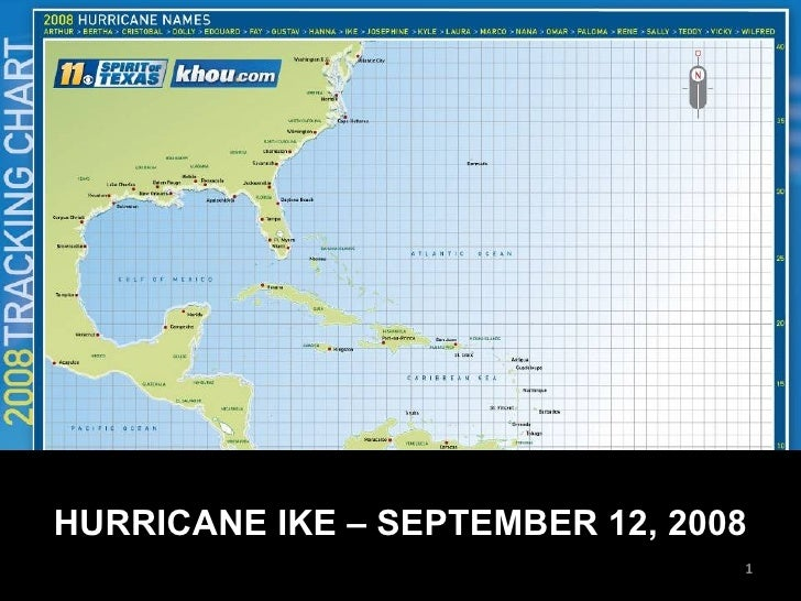 HURRICANE IKE – SEPTEMBER 12, 2008