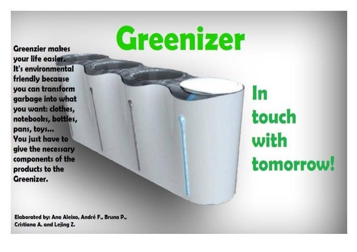 Greenizer