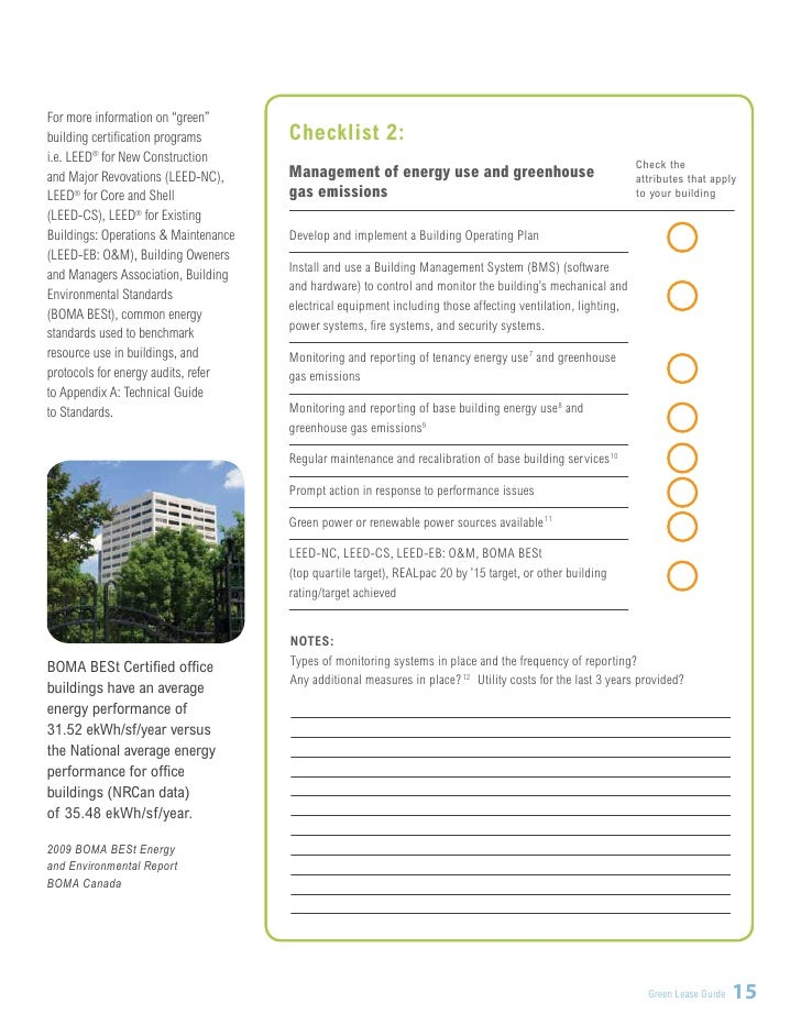 leed for existing buildings operations & maintenance reference guide
