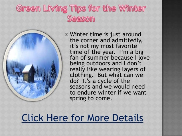  Winter time is just aroundthe corner and admittedly,it's not my most favoritetime of the year. I'm a bigfan of summer be...