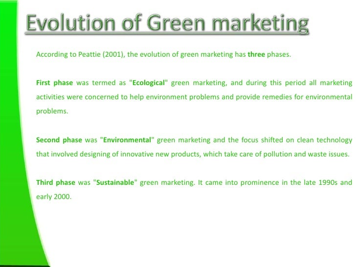green marketing challenges and strategies Public declaration a very simple type of green marketing is to make a public announcement, through a press release for example, that the business will pursue green policies.