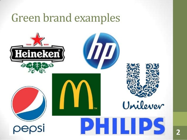 green marketing examples What is green marketing learn when and how an organization employs the marketing strategy: green marketing who are the individuals developing green marketing plans.