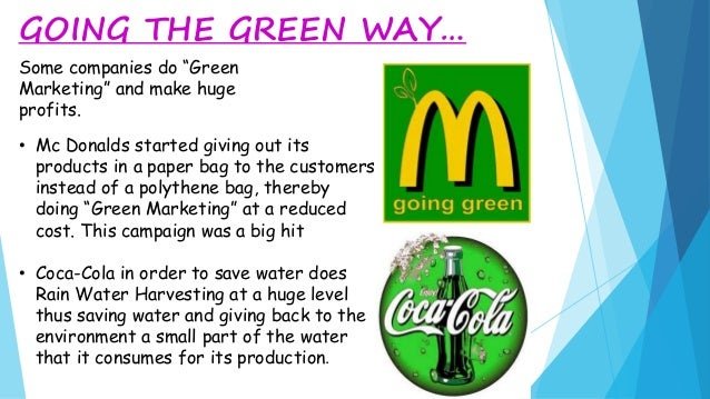 green marketing essay Although a variety of research on green marketing has been conducted across the globe green values were also found to be high among the respondents.