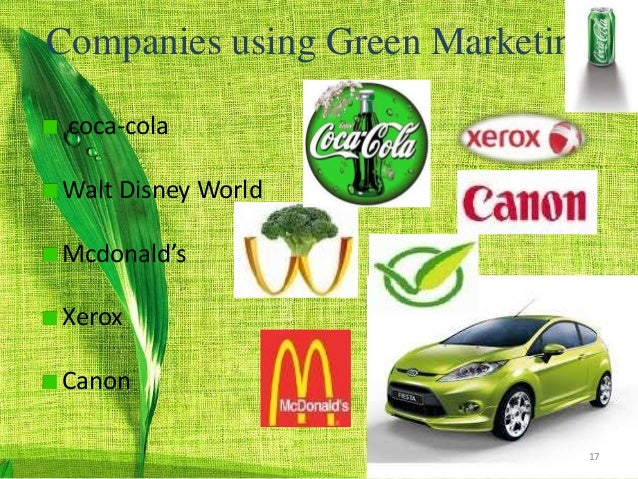 """role of green marketing in sustainable """"the role of green marketing in development of consumer behavior towards green energy"""" supervisor: tobias eltebrandt examiner: school of sustainable."""