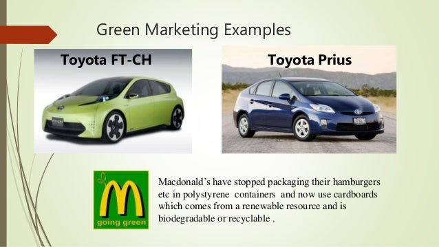 toyota prius marketing