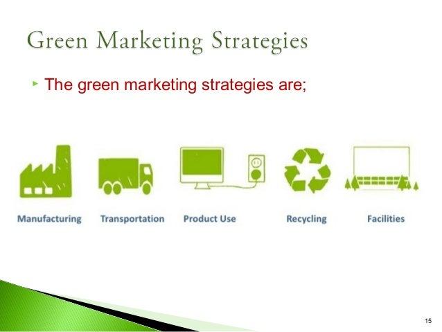 Journal green marketing