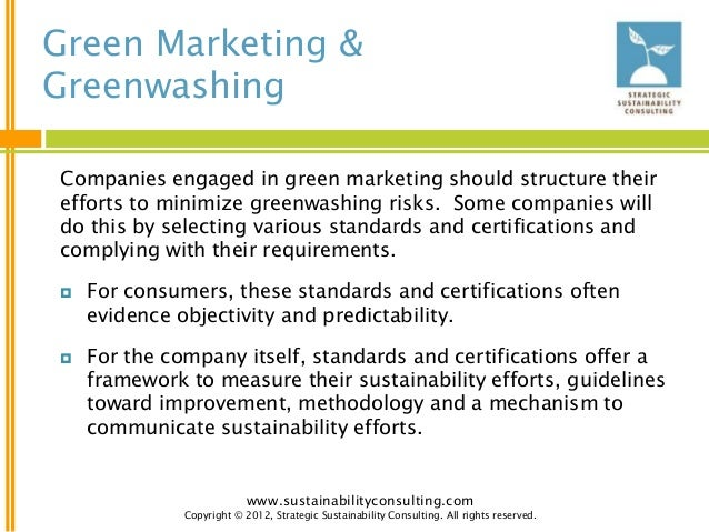 green marketing vs greenwashing Green vs greenwashing by now, it's pretty safe to say that the green movement has reached mass appeal in the jan/san industry before marketing yourself as eco.