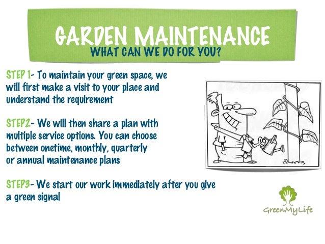 Green Mylife Garden Maintenance Services