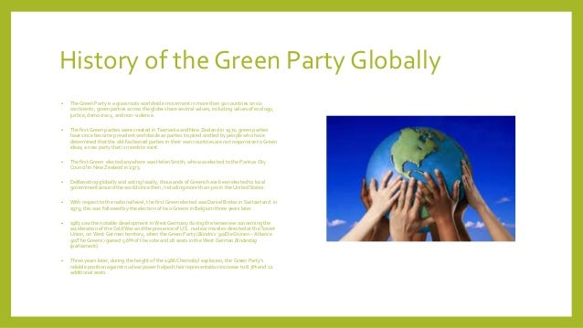 the green party of the united About the green party the green party of the united states is a federation of state green parties committed to environmentalism, non-violence, social justice and grassroots organizing, greens are renewing democracy without the support.