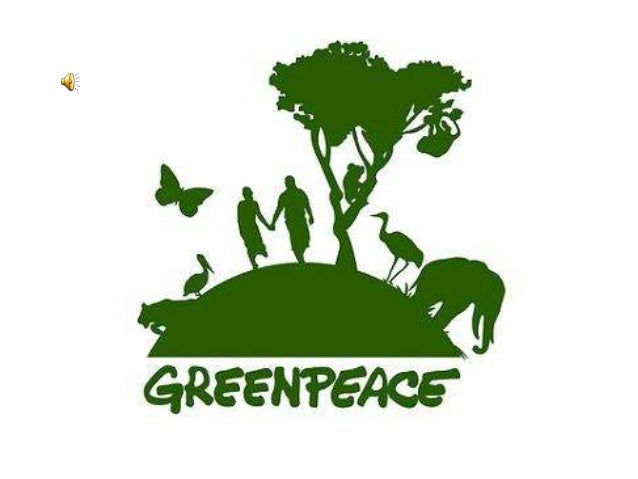 Greenpeace• Greenpeace is a non-governmental  environmental organization with offices in  over forty countries.