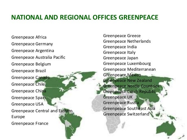 greenpeace usa Greenpeace: greenpeace, international organization dedicated to preserving endangered species of animals and preventing environmental abuses.