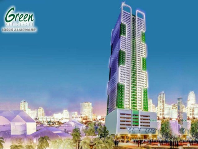 Location & Accessibility View Google Maps Address: Green Residences is situated along Taft Avenue, adjacent to Bro. Andrew...