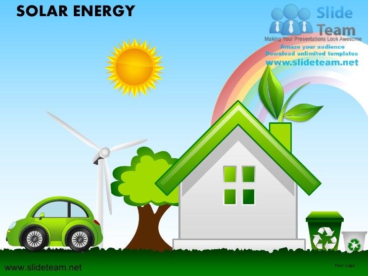 Green renewable windmill solar energy powerpoint ppt templates energy powerpoint ppt templates solar energyslideteam your logo toneelgroepblik Image collections