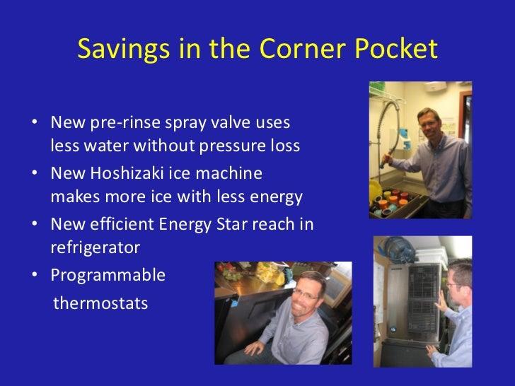Brsi Energy Education For Restaurants