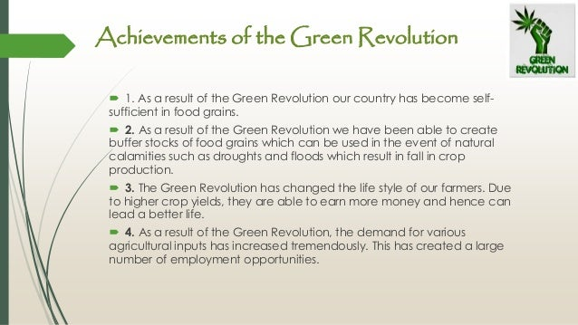 case study on success of green revolution in punjab Post-green revolution agro-entrepreneurship among capitalist farmers in  of  the green revolution era within specific contexts of the states of punjab and.
