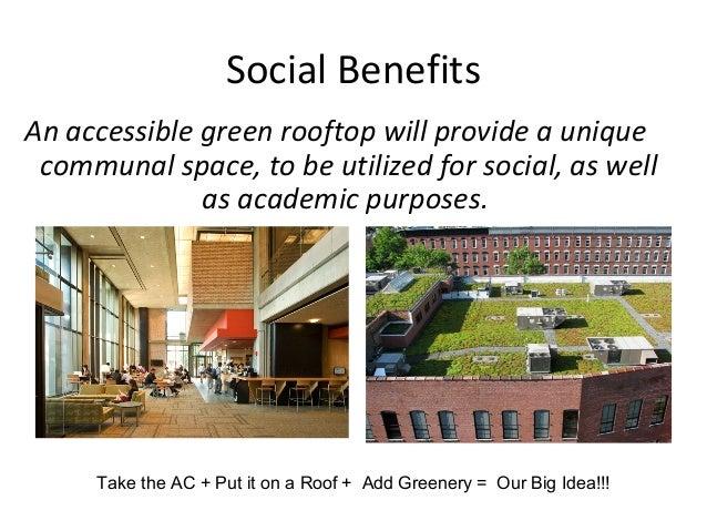 green roof. Black Bedroom Furniture Sets. Home Design Ideas