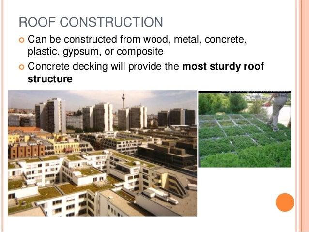 Green Roof Presentation