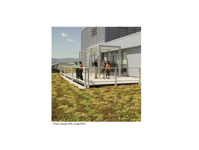 Adding Value With Green Roofs By Kirstin Weeks