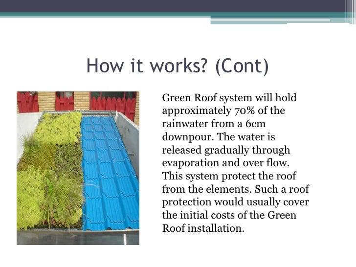 Green Roofs Sungoo