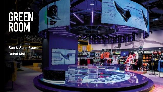 Sun and Sand Sports Flagship Store Dubai Mall